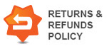 Return & Refunds Policy