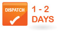 Dispatch 1-2 days