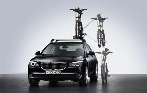 Bmw Bike Bicycle Roof Rack Bars Lift Hoist X1 X3 X5 X6