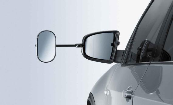 Bmw Genuine Trailer Towing Extension Wing Mirror E70 E71