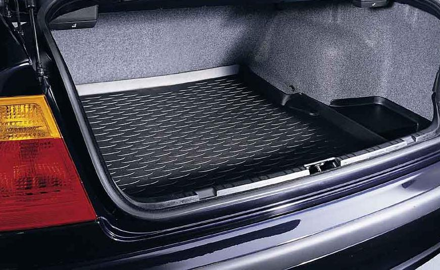 bmw genuine anti slip luggage boot mat plastic e46 3 series touring 51470004084 ebay. Black Bedroom Furniture Sets. Home Design Ideas