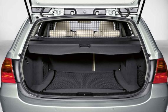 Bmw Genuine Car Boot Floor Luggage Cargo Safety Net E91 3
