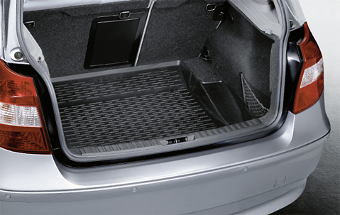 BMW Tailored Luggage Cargo Boot Liner Mat E82 1 Series 51470433563