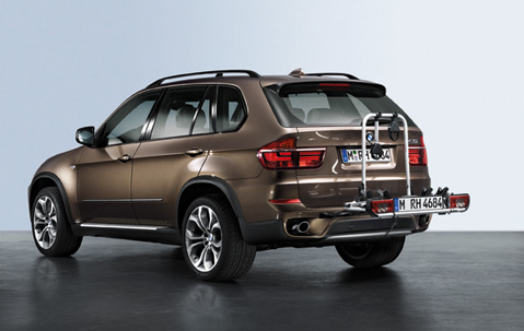 Bike racks for bmw x5