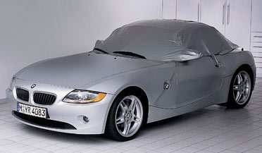 Bmw Genuine Tailored Indoor Outdoor Car Cover E85 E86 Z4