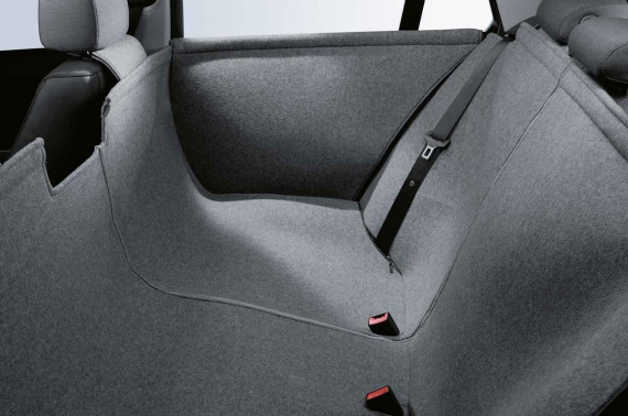 Bmw M3 Back Seat Cover
