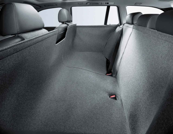 BMW Protective Rear Car Seat Cover E60 E61 5 Series