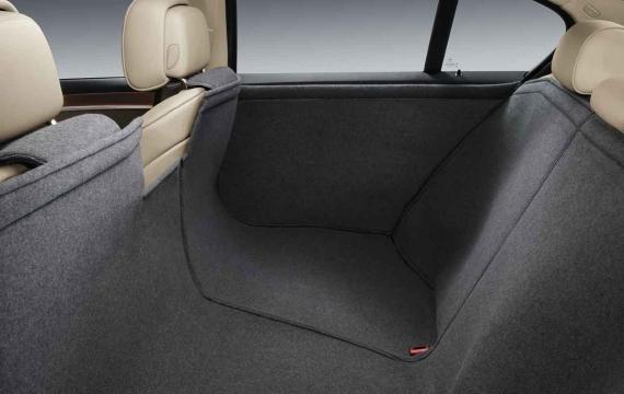 BMW Genuine Rear Back Car Seat Protector Cover F10 F11 5