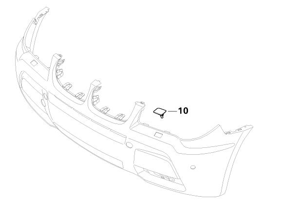 190704711038 besides  moreover 2002 Nissan Maxima Tail Light Wiring Diagram likewise Dodge Grand Caravan Front Bumper Diagram Html in addition Front axle. on bmw x3 headlight part diagram