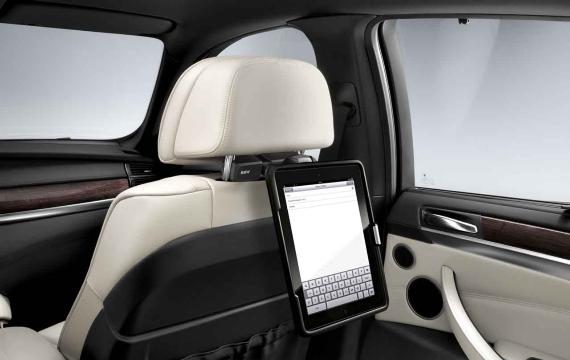 Bmw Genuine Apple Ipad 2 Holder Headrest Mount Seat Back