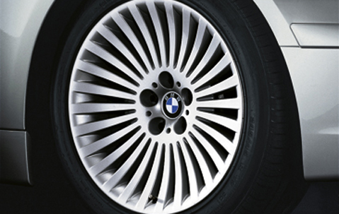 1x Bmw Genuine Alloy Wheel 19 Quot Spoke Style 176 Rear Rim