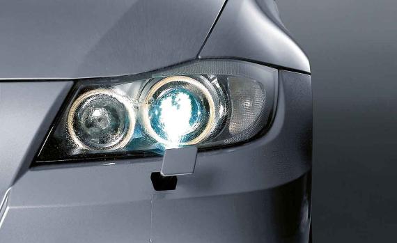 Bmw Genuine M Sport Headlight Washer Cover Left E90 E91 3