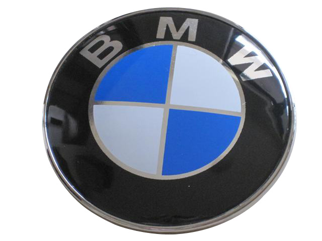 Bmw Genuine Front Bonnet Roundel Emblem Badge Z4 E85 E86