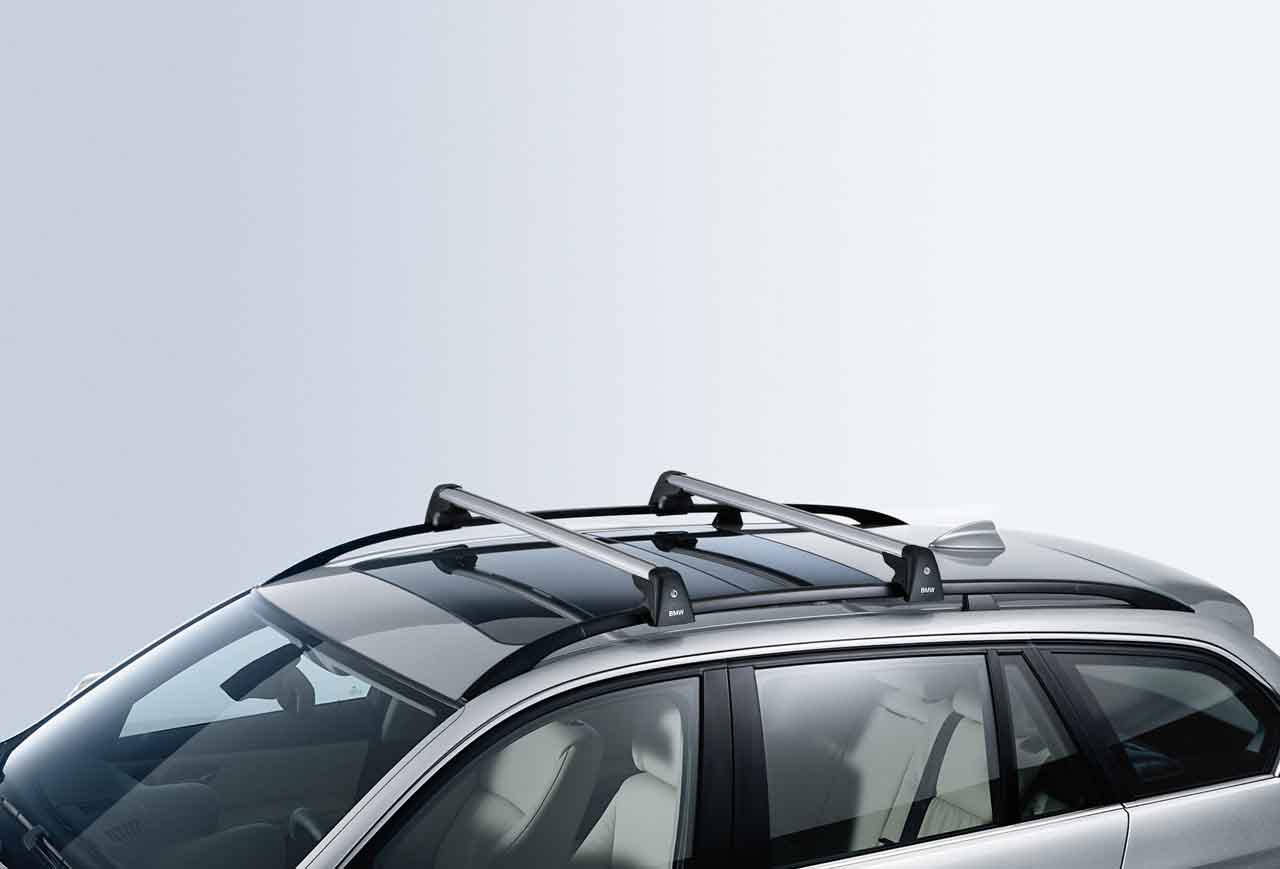 BMW Genuine Roof Rail Bars Rack Support System E91 3 ...