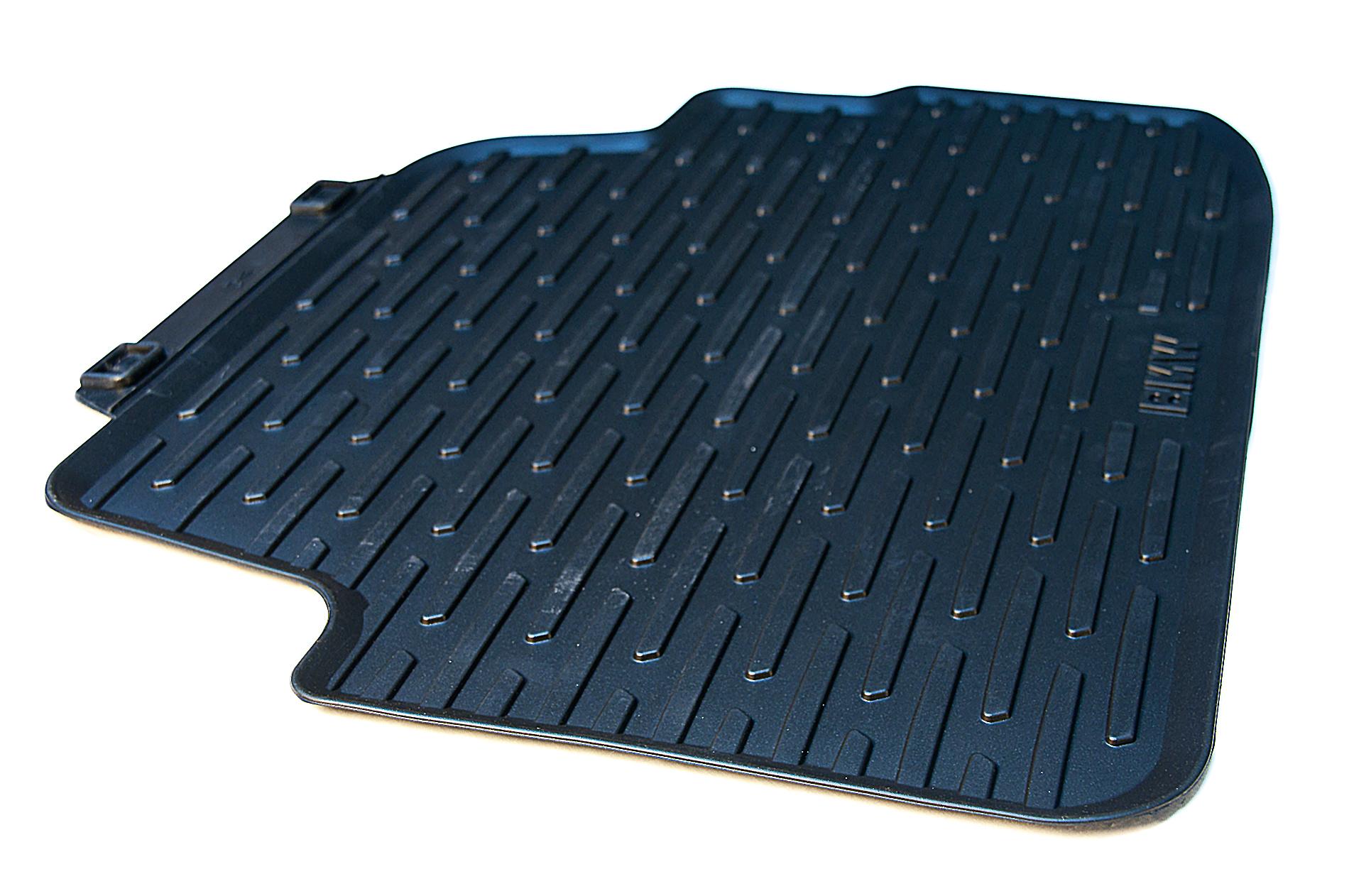 Rubber mats car - Bmw