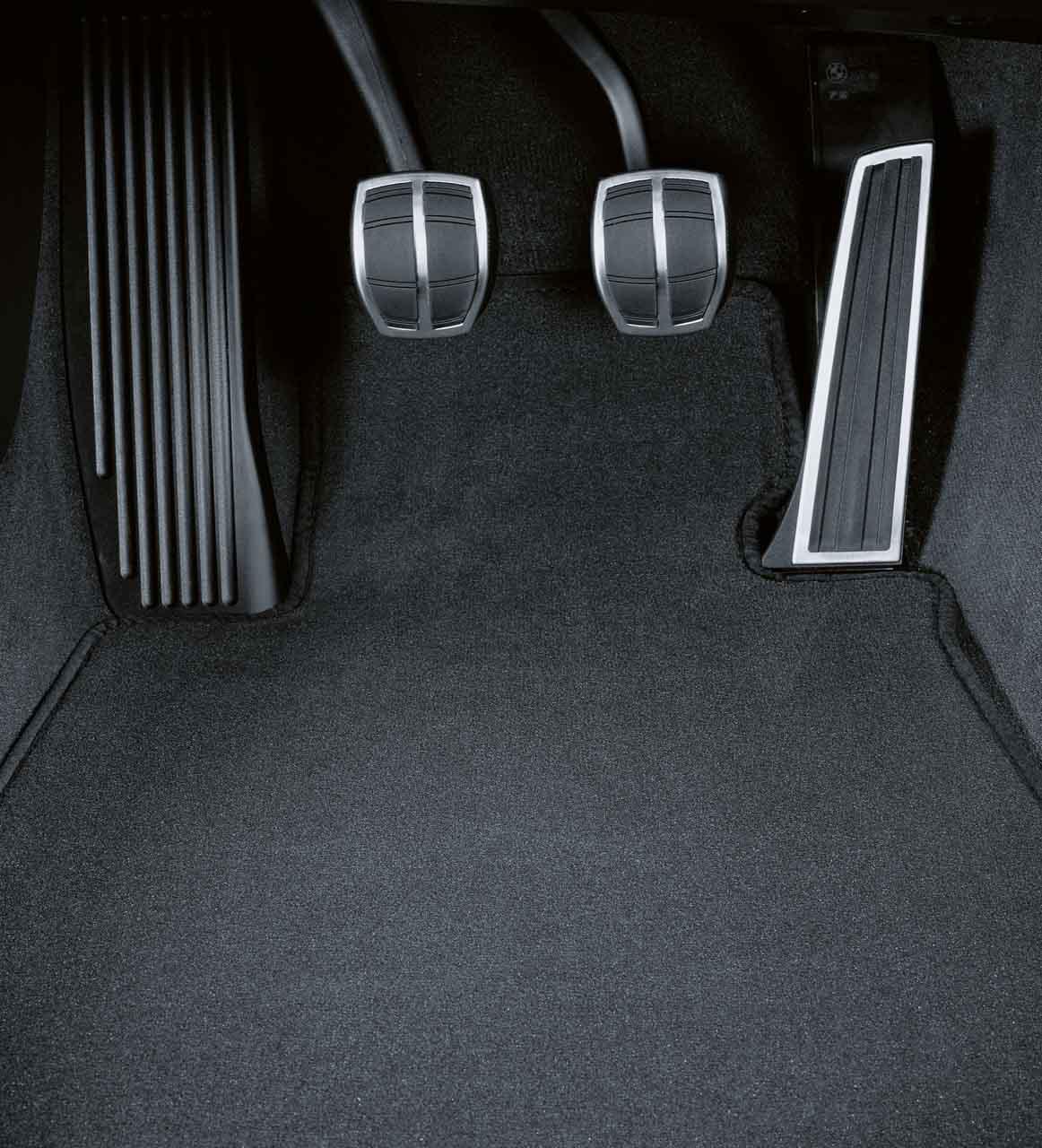 Bmw rubber floor mats e90 - Bmw Genuine Tailored Velour Car Floor Mats Set E90 E91 3 Series 51477316578