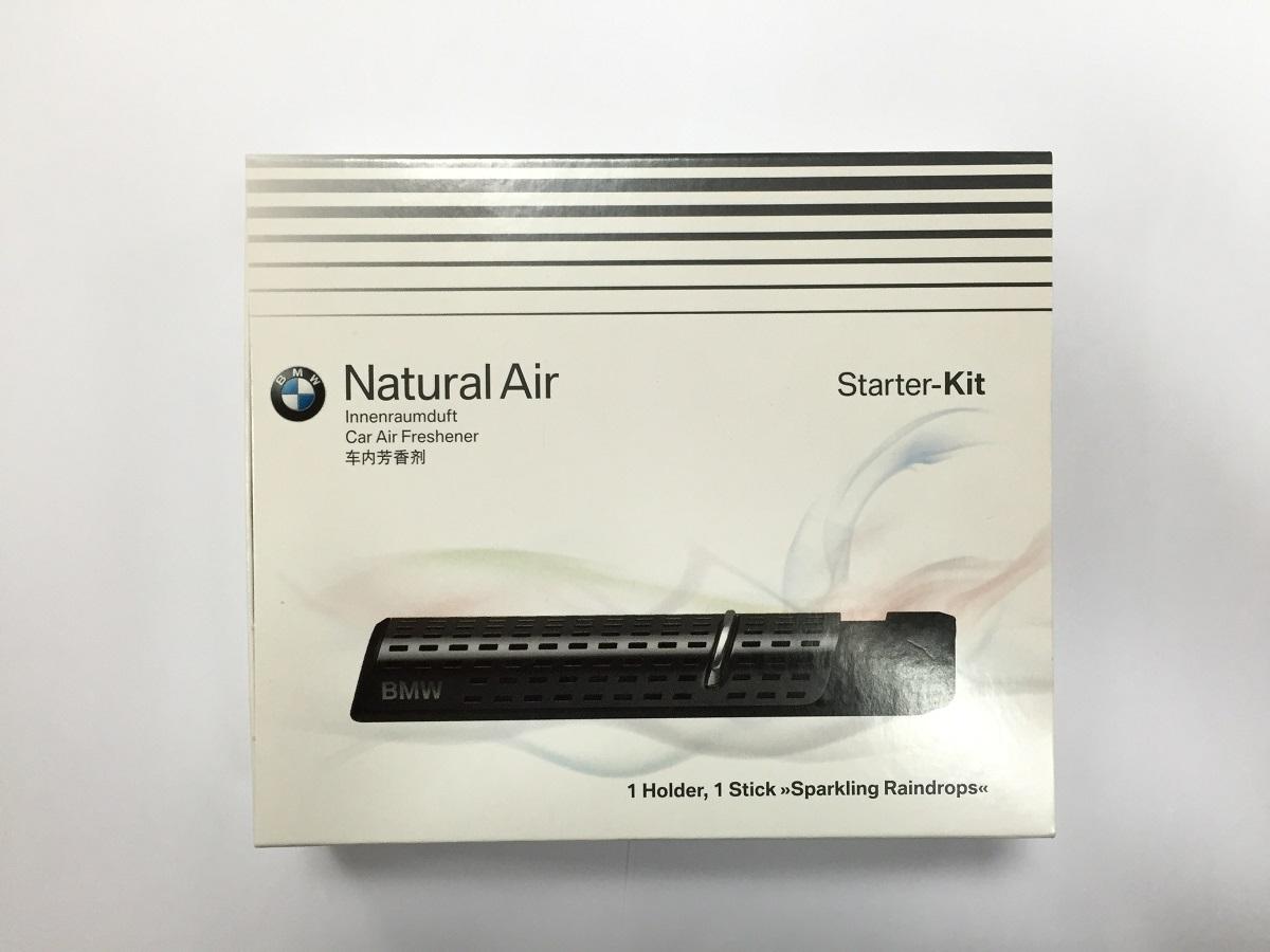Bmw Genuine Natural Air Car Freshener Holder 1x