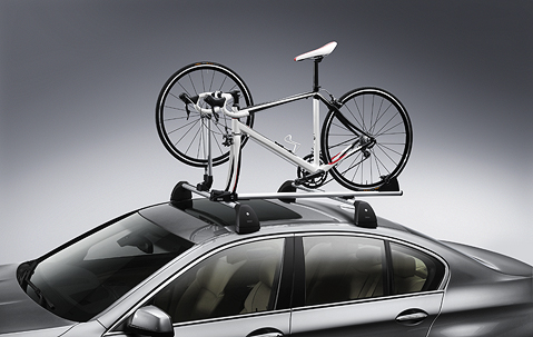 Bmw Genuine Racing Bike Cycle Holder Carrier Roof Rack