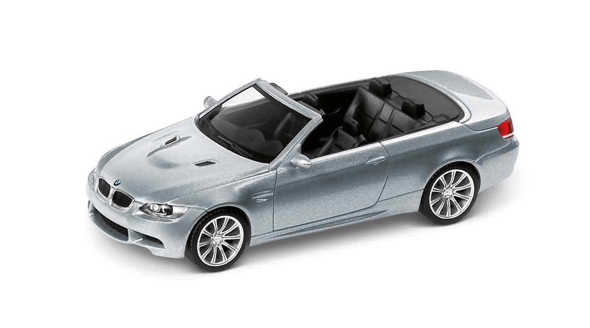 Bmw Genuine Miniature M3 Convertible E93 Toy Model Car