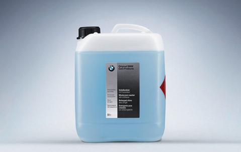 BMW Genuine Car Care Windscreen/Window Glass Washer+Antifreeze 5l 83122181288