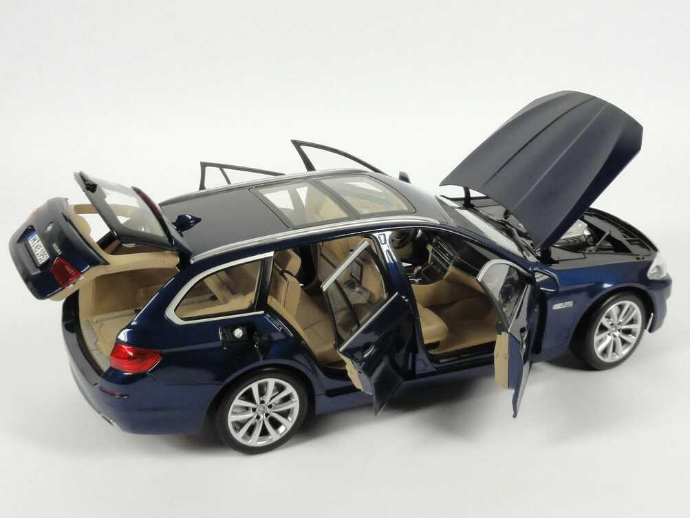 bmw genuine miniature 5 series kids toy model car 1 18 80432158016 ebay. Black Bedroom Furniture Sets. Home Design Ideas