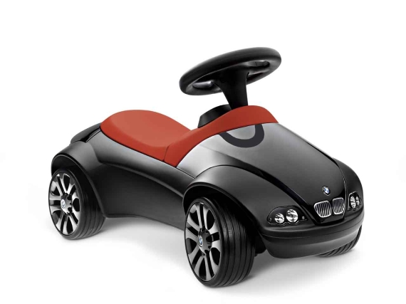 Bmw Genuine Ride On Push Toy Car Baby Racer 2 Black 80930446003