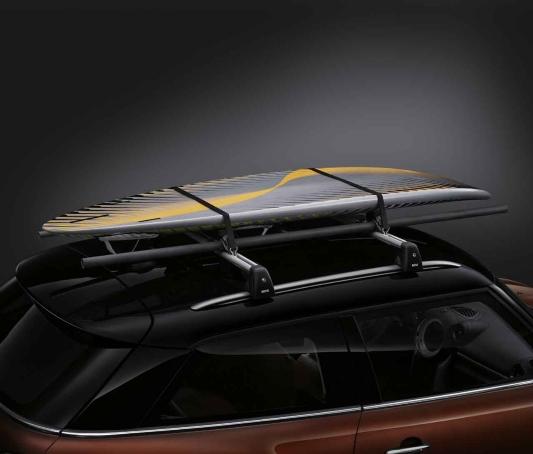 Mini Cooper Kayak Rack: MINI Genuine Surfboard Car Roof Rack Bars Holder Carrier