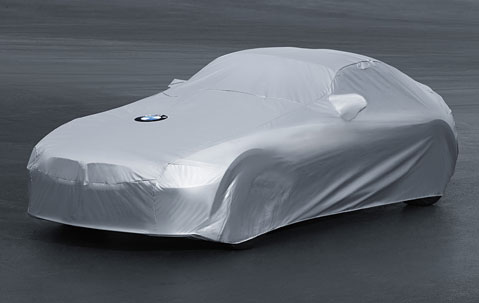 BMW Genuine Tailored Indoor Dust Car Cover E85/E86 Z4 ...