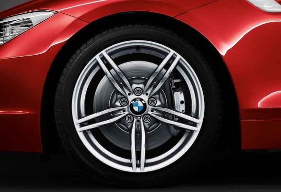 1x Bmw Genuine Alloy Wheel 19 Quot M Double Spoke 326 Front Z4