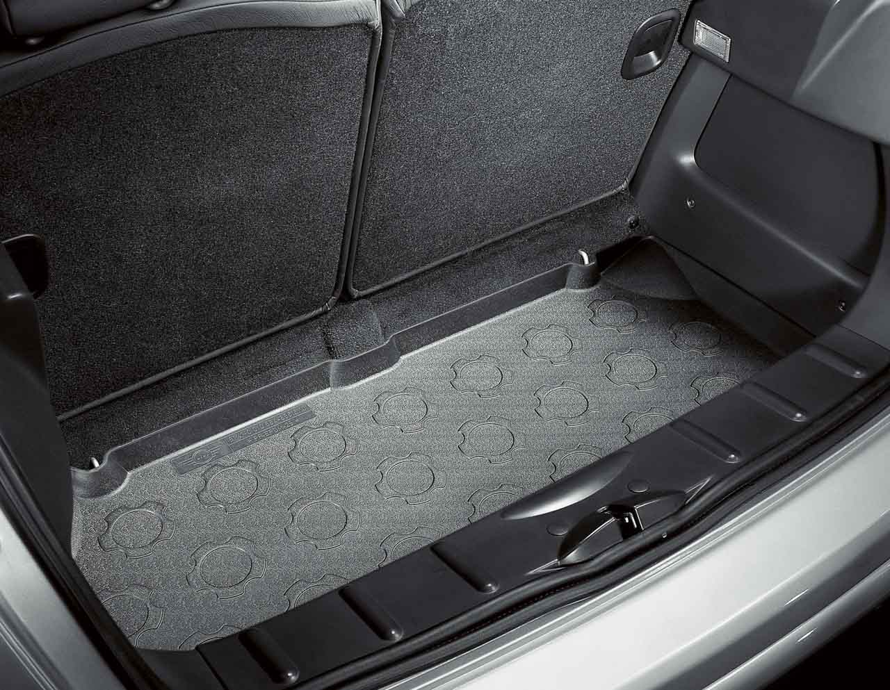 Mini cooper rubber floor mats uk - Mini Genuine Fitted Luggage Compartment Boot Mat Protector R50 R53 51470010564