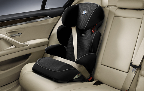 bmw genuine baby child kid junior car seat black. Black Bedroom Furniture Sets. Home Design Ideas