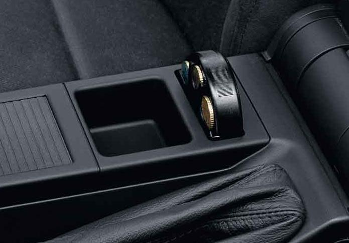 BMW Genuine Centre Console Storage Tray Coinbox Black E46 3 Series 51168217957