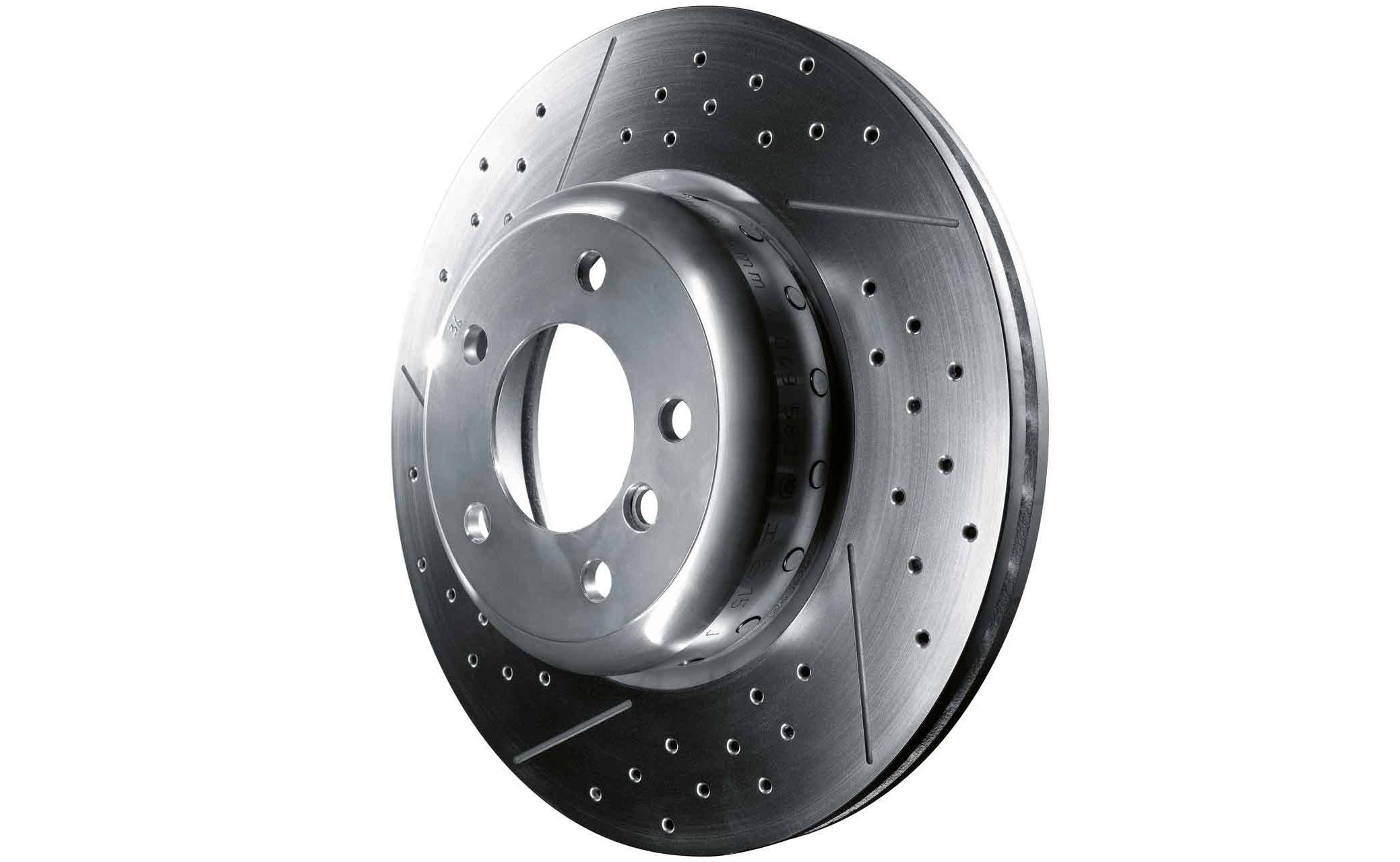 bmw performance genuine drilled brake disc set rear e82 e88 1 series 34216795754. Black Bedroom Furniture Sets. Home Design Ideas