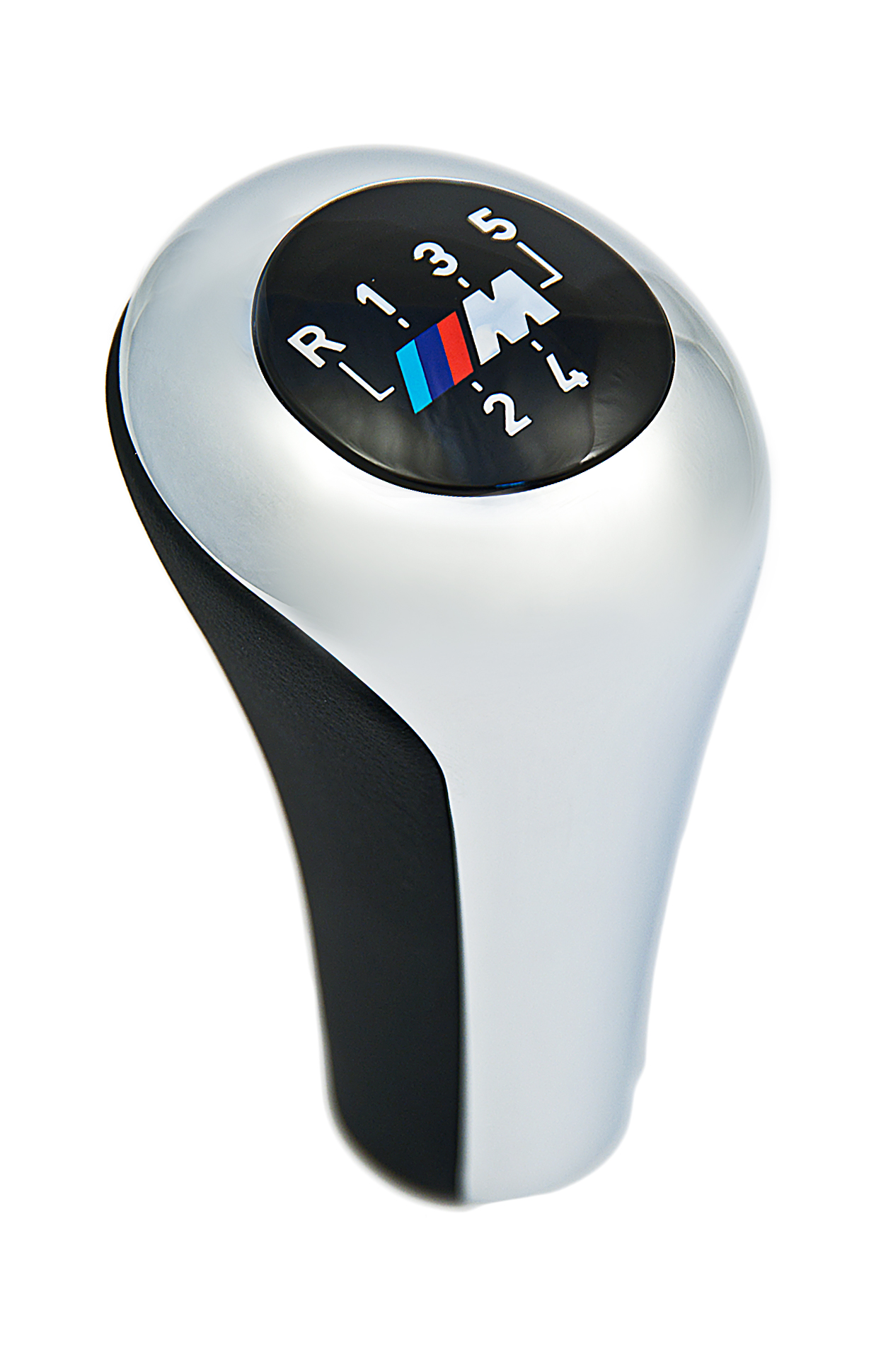Bmw Genuine M Sport Gear Stick Shift Knob Leather 5 Speed
