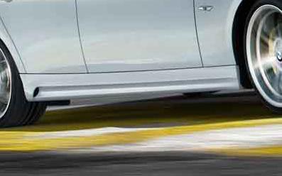 BMW Performance Genuine Aerodynamic Side Skirt Sill Kit E90 3 Series 51192149517