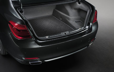 Bmw Genuine Luggage Boot Mat Tailored F01 F02 7 Series