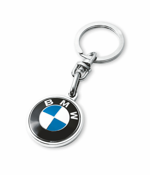 BMW Logo Genuine Metal Key Ring Key Chain Keyfob 80230444663