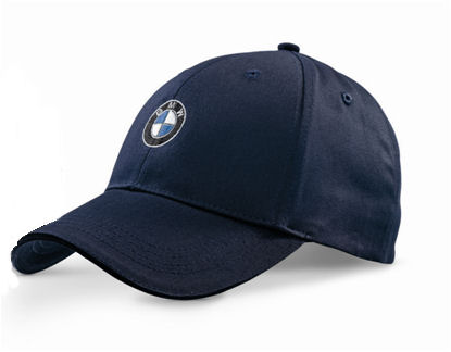 bmw logo genuine baseball hat cap blue unisex one size ebay