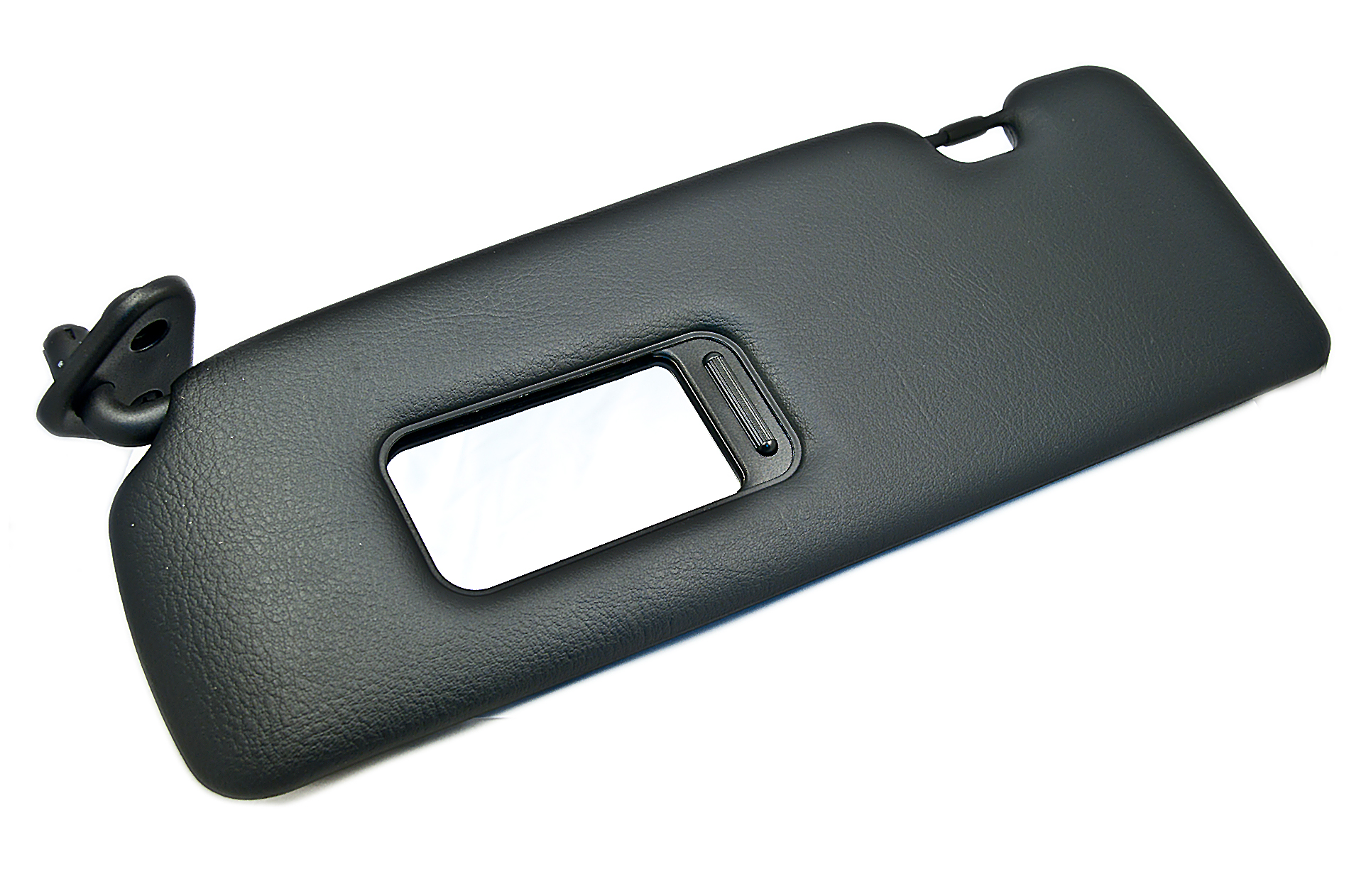 Bmw Sun Visor Mirror Cover Left Black E46 3 Series