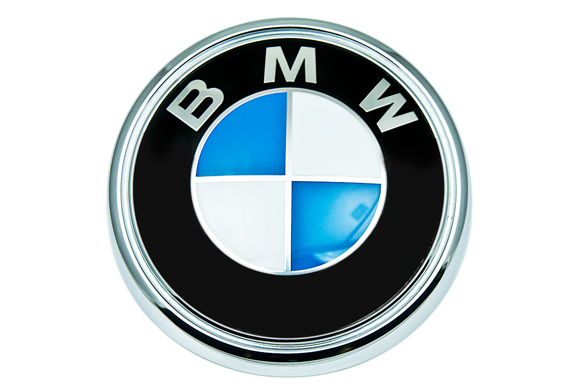 Bmw Genuine Logo Roundel Rear Hatch Boot Trunk Badge Emblem E83 X3 51143401005 Ebay