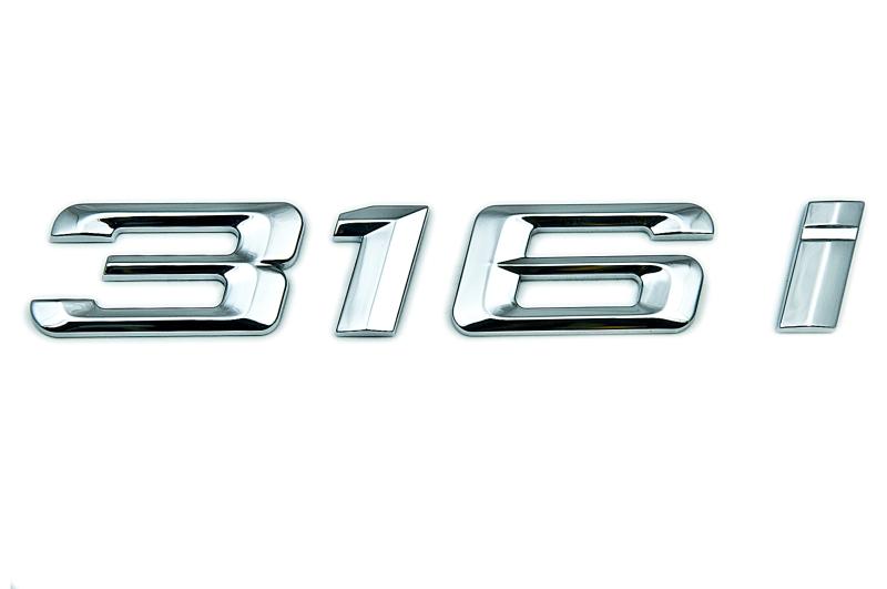 bmw genuine 316i self adhesive sticker badge emblem e46. Black Bedroom Furniture Sets. Home Design Ideas