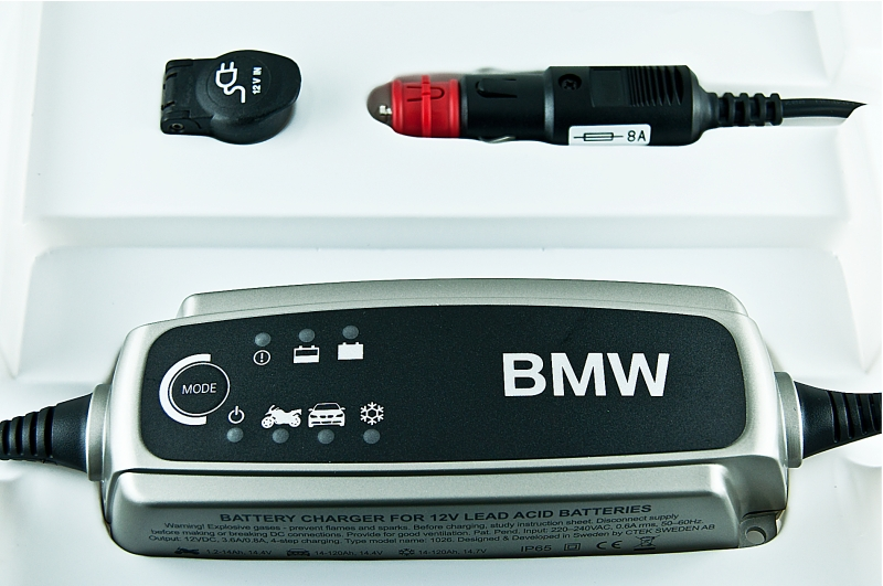 Bmw Battery Trickle Charger Motorcycle
