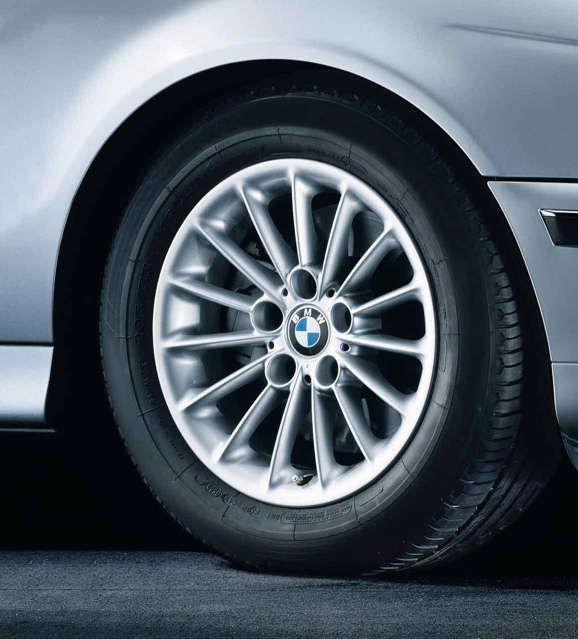 Bmw Oem Alloy Wheels 1x Bmw Genuine Alloy Wheel 16