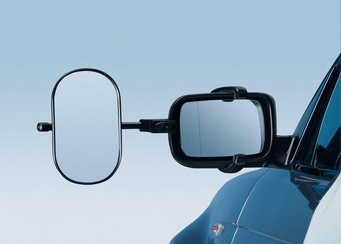 Bmw Genuine Trailer Towing Extension Wing Mirror Head