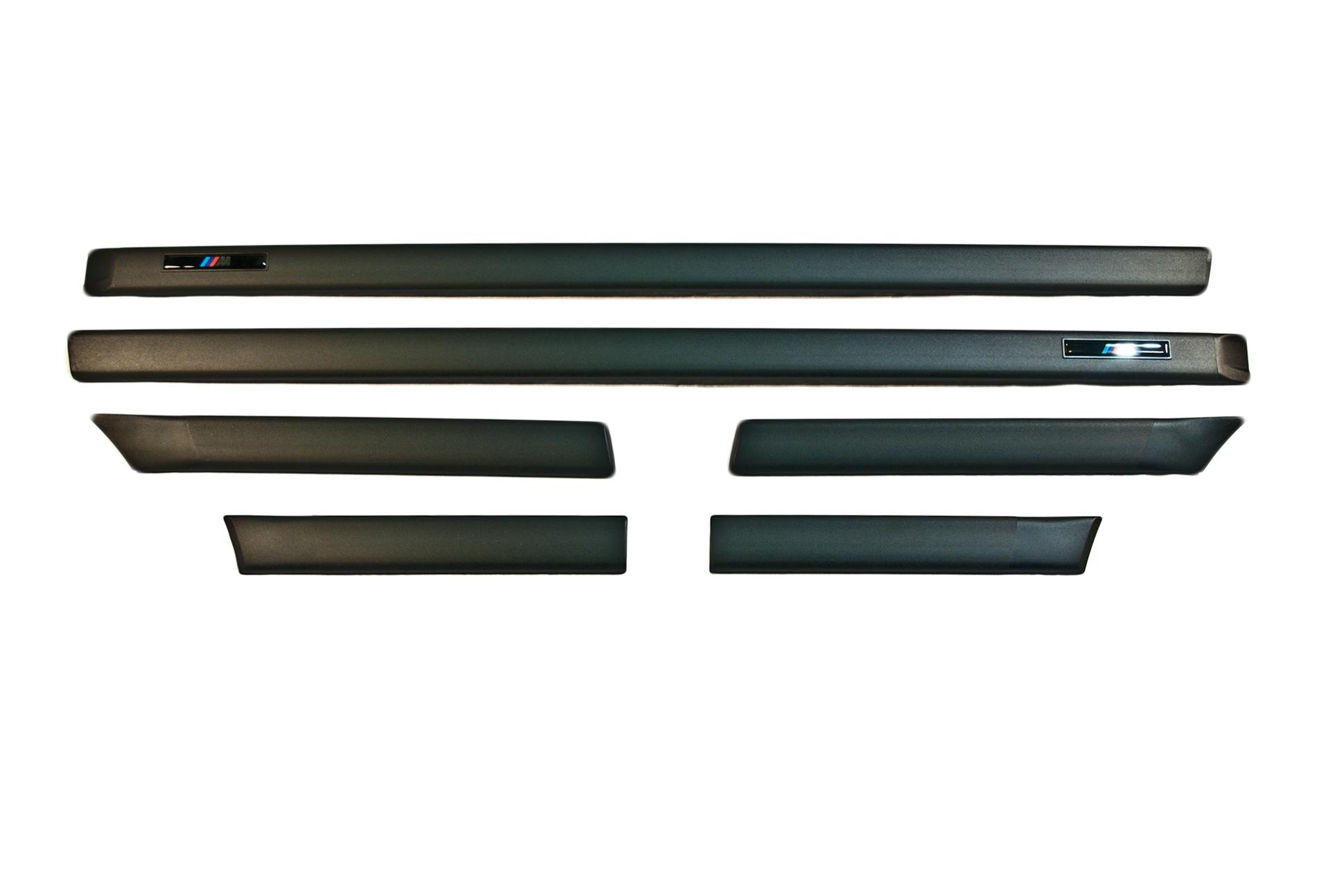 Bmw Genuine Side Door M Moulding Trim Retrofit Kit E36 3