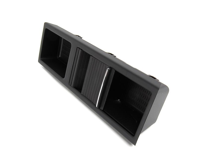 Bmw centre console tray storage insert cover black e46 3 series 51167038323 ebay - Console centrale bmw e46 ...