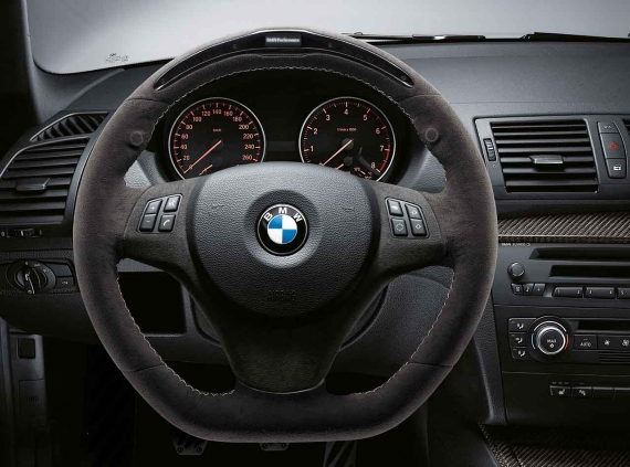 BMW Performance Genuine Steering Wheel Cover 1/3 Series X1 32300430403