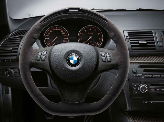 Bmw Performance Genuine Steering Wheel Cover 1  3 Series X1