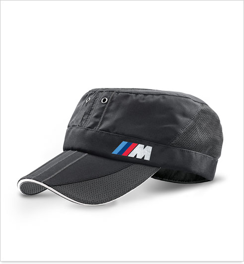bmw m logo genuine baseball cap hat carbon style unisex. Black Bedroom Furniture Sets. Home Design Ideas
