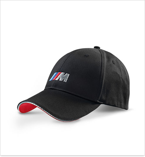 BMW M Logo Genuine Sports Baseball Cap/Hat Unisex 80162182419